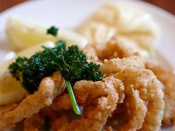 Calamares Fritto