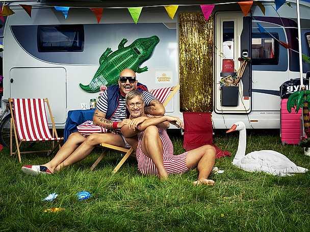 Camping Queens