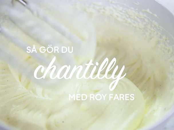 Chantilly - se & gör