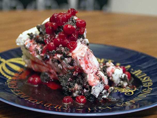 Cheesecake à la Amerikat med svensk twist
