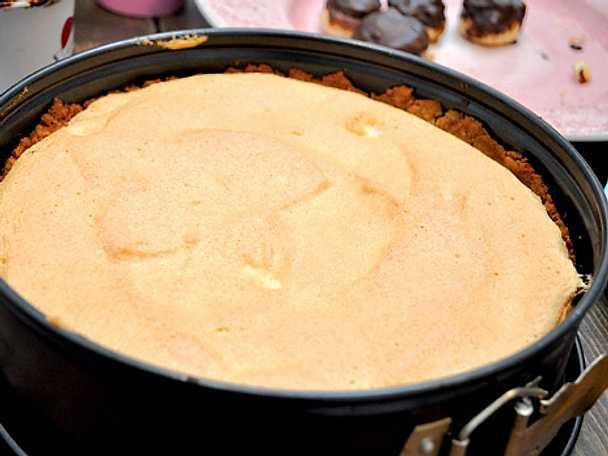Cheesecake LCHF