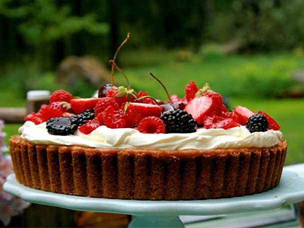 Cheesecake med mascarpone