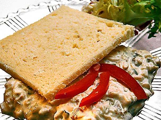 Chicken & Mushroom Sandwich
