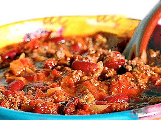 Chiligryta på cajunvis