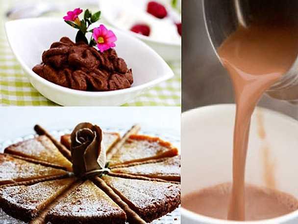 Choklad för alla tillfällen