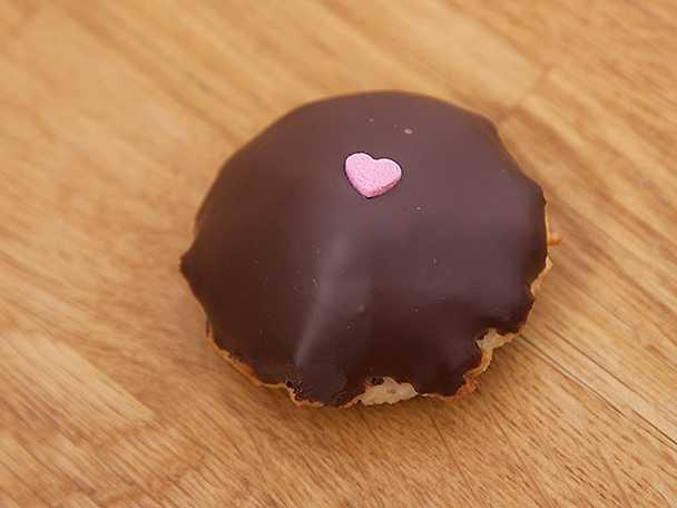 Choklad- och kaffebiskvier