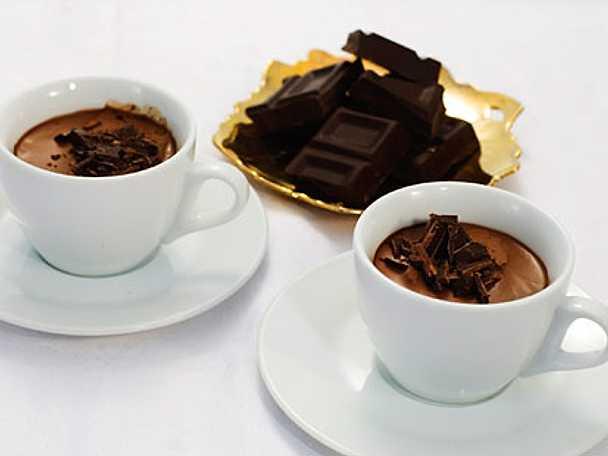 Chokladbavaroise
