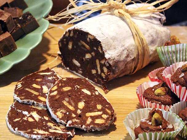 Chokladsalami - Salame di Cioccolata