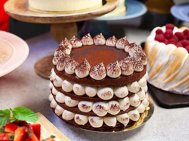 Chokladtårta -ordlista
