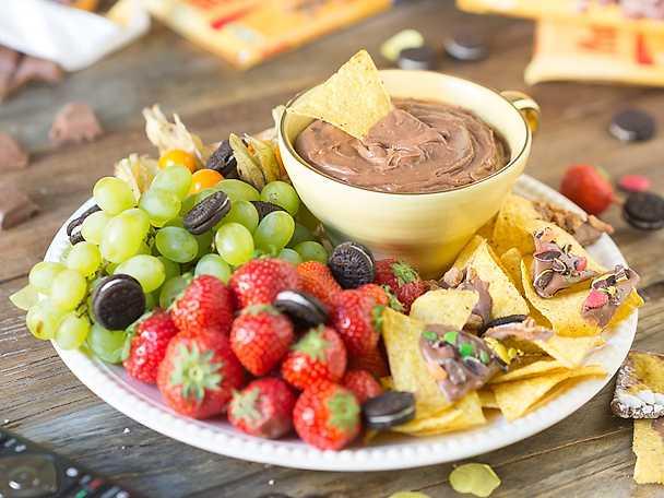 Chokomole chokladdipp