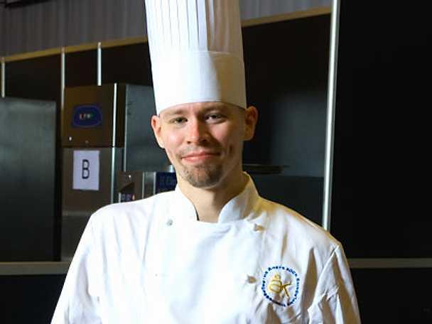 Christopher Ekman tog silver i Årets kock 2009
