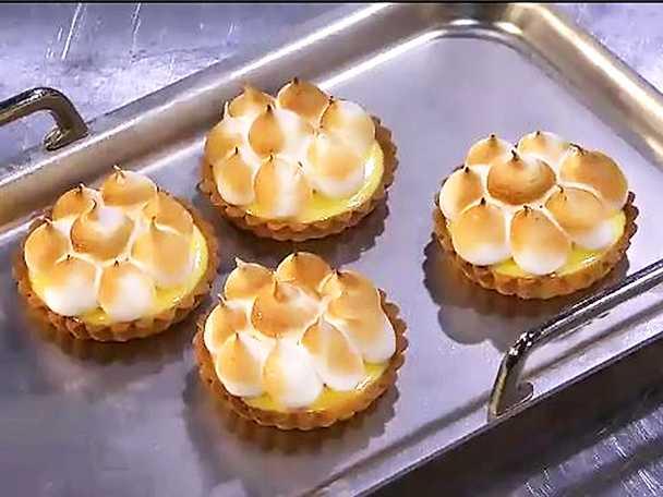 Citronmarängpaj, Daniel Roos recept