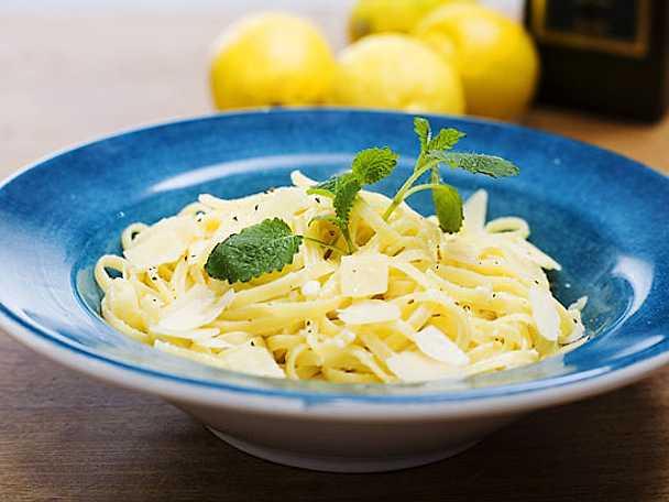 Citronpasta
