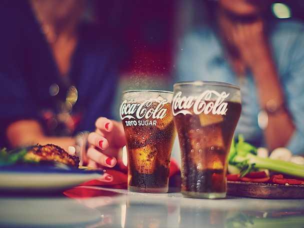 Coca cola personer