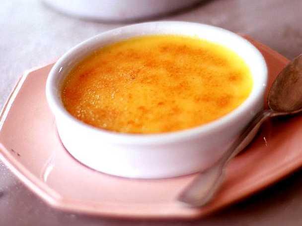 Crème Brûlée à la Leila
