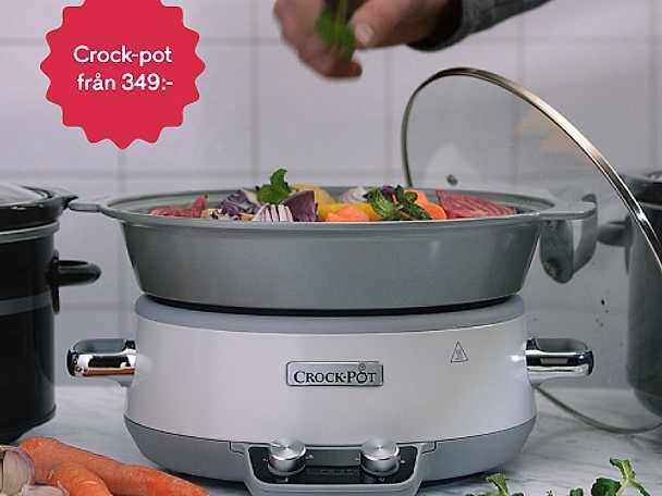 Crock-pot från 349 kr