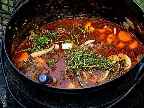 laga mat i slow cooker