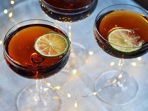 Cuba cocktail