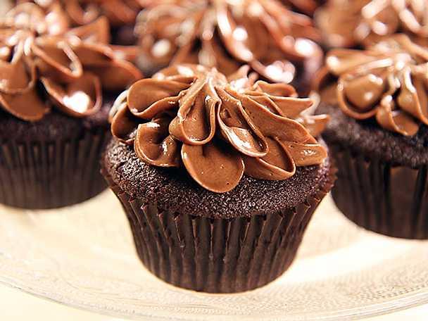 Cupcakes med dulce de leche