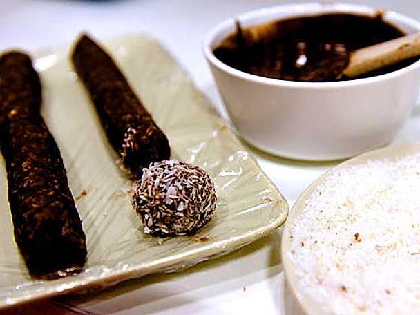 Delikata chokladbollar