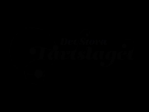 Det stora tårtslaget - logo