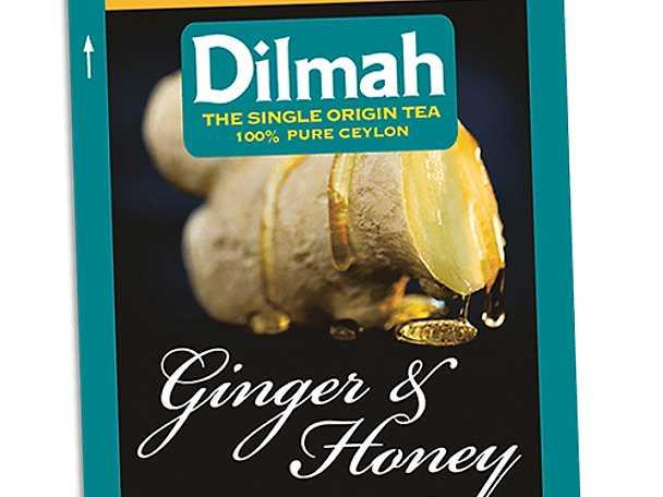 Dilmah tepåse produkt