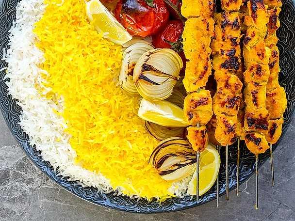 Djoje kebab, Zeina Mourtadas recept