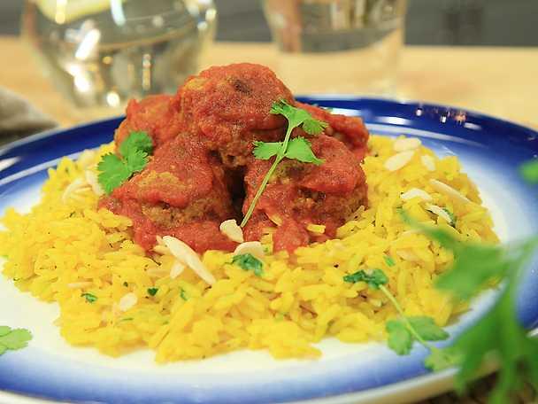 Donal Skehans indiska köttbullar   Recept från Köket.se