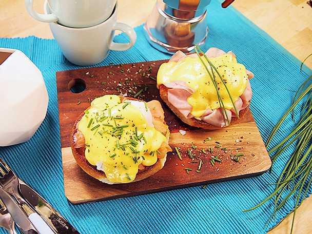 Donals eggs benedict