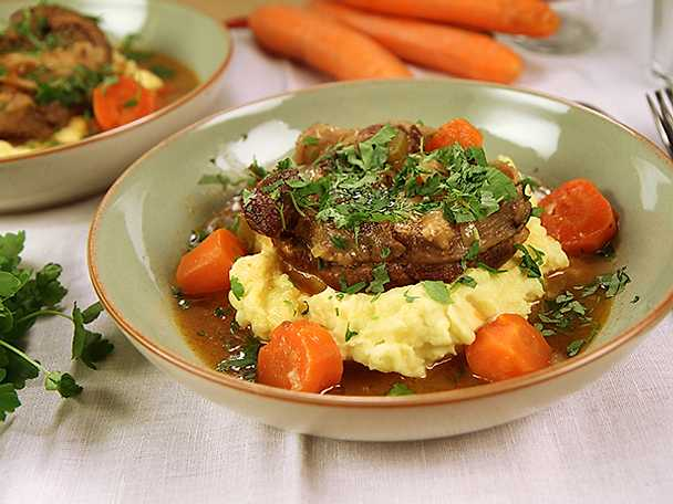 Donals osso buco