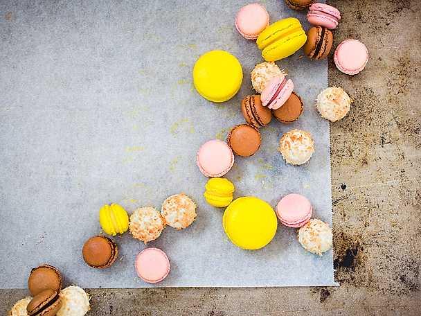 Dorotea Malmegårds macarons