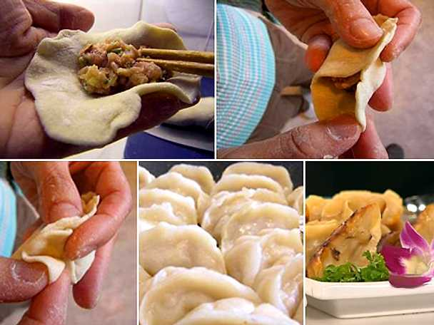 Dumpling 饺子