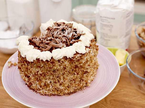 Emmas härliga nougattårta
