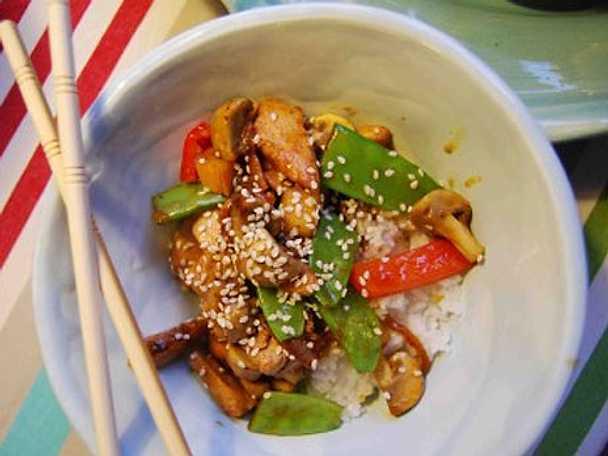 Emmas röja-kylskåpet-wok