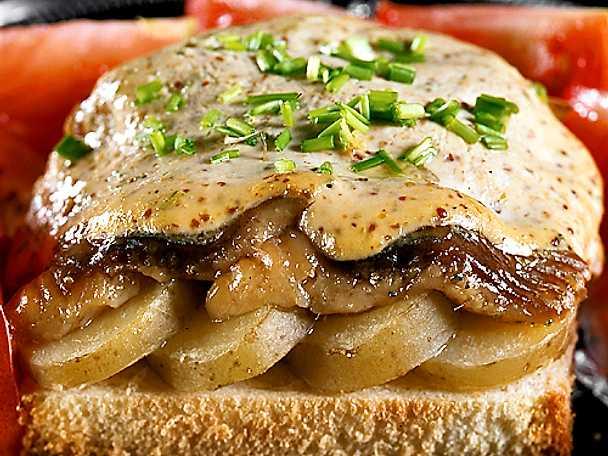 En god sillsmörgås
