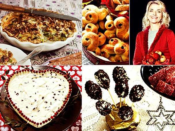 En härlig jul med Monika Ahlberg