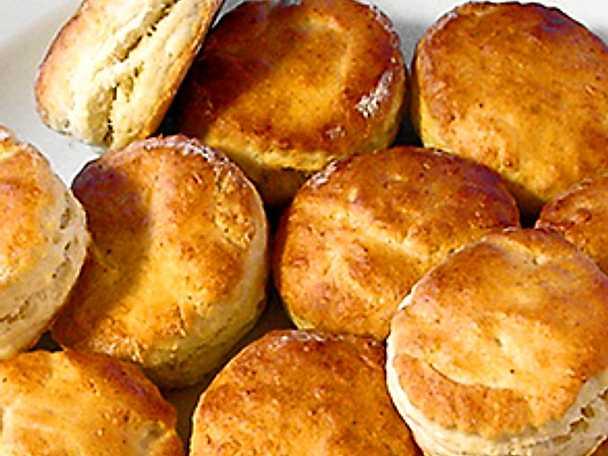 Engelska scones