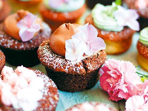 Enkla recept på muffins och cupcakes