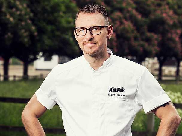 Erik Fröderberg Kockarnas Kamp 2018