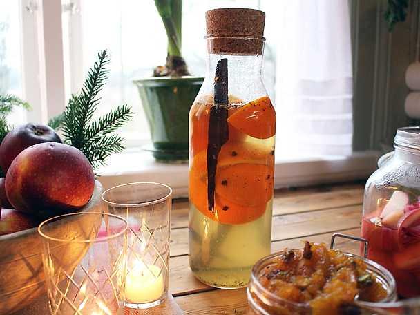 Ernsts apelsinlikör med kaffe