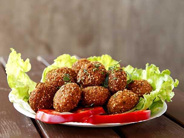 Falafel från Libanon