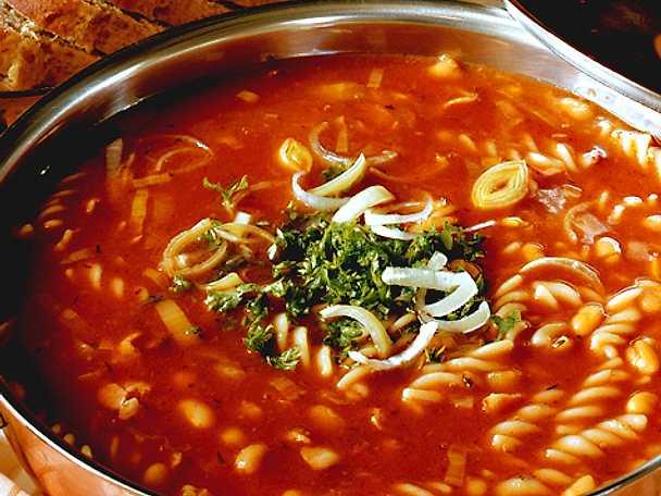 Fattigmans rika soppa