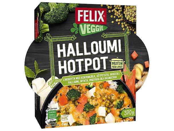 vegetarisk hot pot