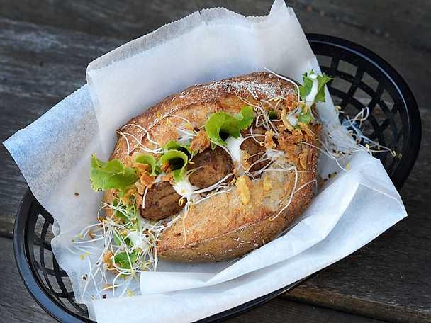FELIX köttbullssmörgås picknick