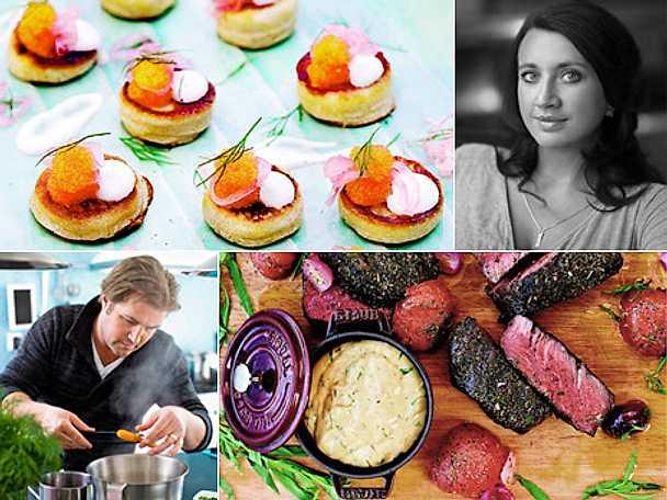 Fest, mat och kärlek recept