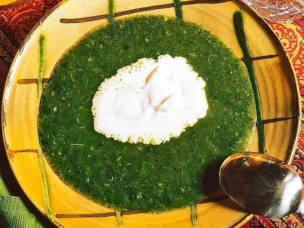 Festfin grönkålssoppa