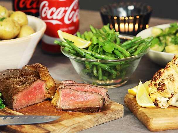 Filip Poon Coca cola köttbit