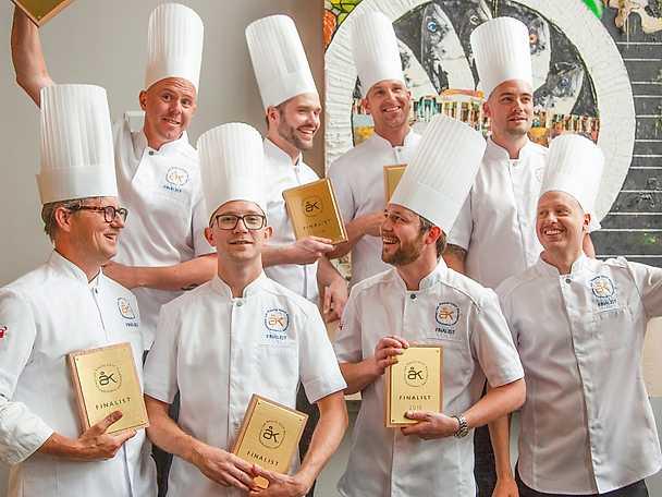 Finalister Årets Kock 2018