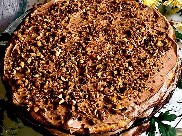 Finaste chokladtårtan