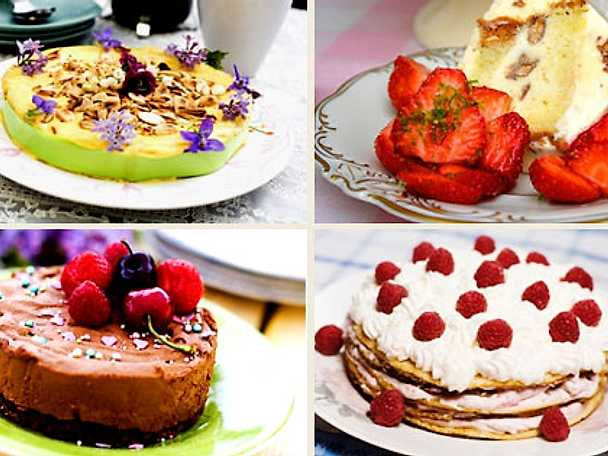 Fira Sverige med tårtkalas